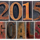 2015 goals in wood type - PhotoDune Item for Sale