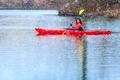 Winter kayaking - PhotoDune Item for Sale