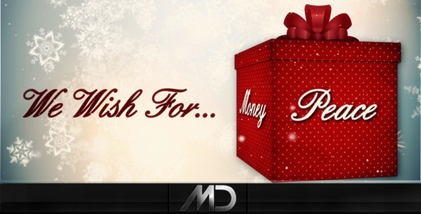 After Effects Project - VideoHive Christmas New Year Cards & Box 886042