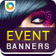 Event Banners - GraphicRiver Item for Sale