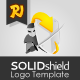 SolidShield Logo - GraphicRiver Item for Sale