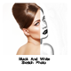 Black And White Sketch Photo Action - GraphicRiver Item for Sale