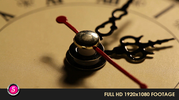 Vintage Clock 58
