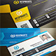 Corporate Business Card Bundle 01 - GraphicRiver Item for Sale