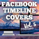 Facebook Timeline Multipurpose Covers Vol.5 - GraphicRiver Item for Sale