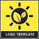 Solar Light Logo Template - GraphicRiver Item for Sale
