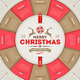 Calendar 2015 with Christmas Type Design - GraphicRiver Item for Sale
