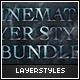 Cinematic Layer Styles Bundle - GraphicRiver Item for Sale