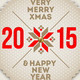Christmas and New Year Calendar 2015 - GraphicRiver Item for Sale