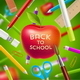 Back to School Illustration - GraphicRiver Item for Sale
