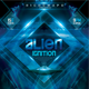 Alien Ignition Flyer Template - GraphicRiver Item for Sale