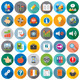 Flat Icons. - GraphicRiver Item for Sale