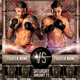 MMA Fighting Flyer Template #2 - GraphicRiver Item for Sale