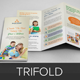 Education School Trifold Brochure Template - GraphicRiver Item for Sale
