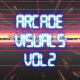 Retro Arcade Visuals Vol.2 - VideoHive Item for Sale