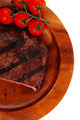 fresh beef steak grilled barbecue
