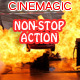Non Stop Action - AudioJungle Item for Sale