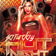 Hot Night Flyer - GraphicRiver Item for Sale