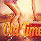 Old Times Flyer   - GraphicRiver Item for Sale