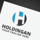 Holdingan Logo - GraphicRiver Item for Sale
