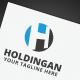 Holdingan Logo - GraphicRiver Item for Sale