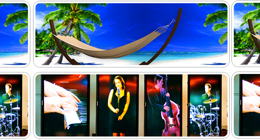 Background Relaxing Beauty Lounge