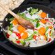 Simmering stir fry vegetables - PhotoDune Item for Sale