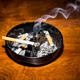 Smoking cigarette in ashtray - PhotoDune Item for Sale