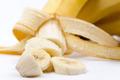 Sliced Banana on White - PhotoDune Item for Sale
