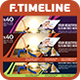 Fitness Timeline Template - GraphicRiver Item for Sale
