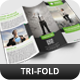 Creative Corporate Tri-Fold Brochure Vol 24 - GraphicRiver Item for Sale