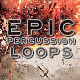 Epic Percussion Loop 1