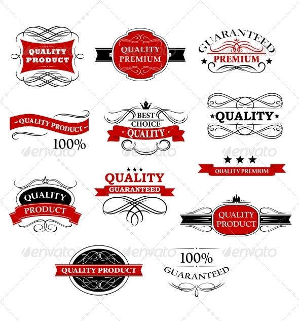 GraphicRiver Product Banners and Labels 8724612