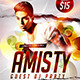 Guest Dj Party Flyer Template - GraphicRiver Item for Sale