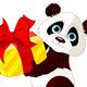 Panda's Birthday - GraphicRiver Item for Sale