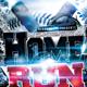 HomeRun Baseball Flyer