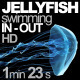 Jellyfish Swimming - VideoHive Item for Sale
