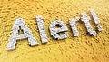 Pixelated Alert - PhotoDune Item for Sale