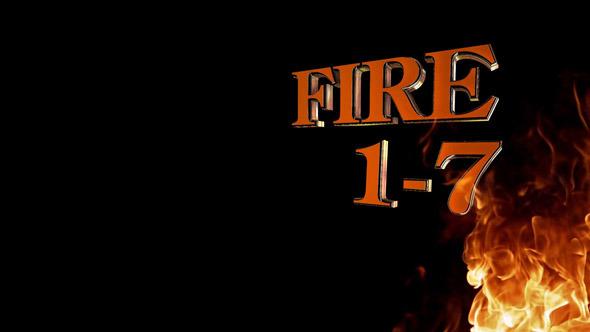 Fire 1-7