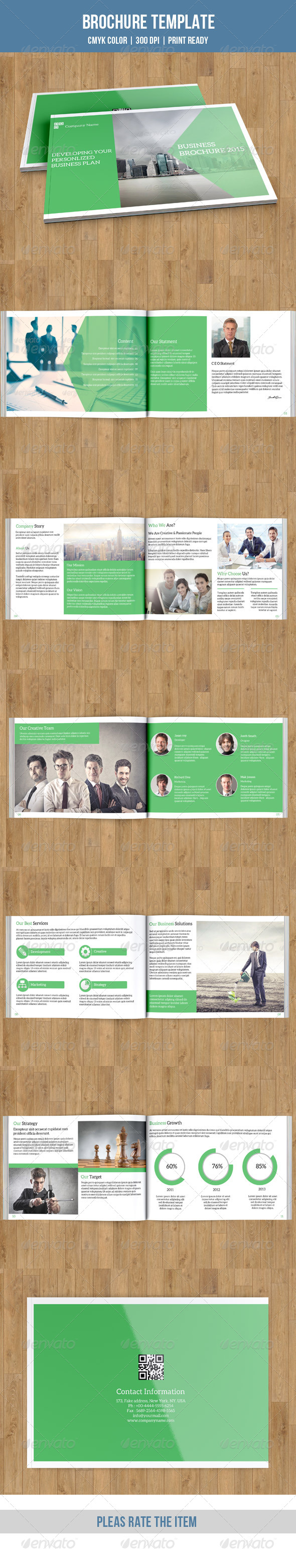 GraphicRiver Business Catalog Template-V35 8726497
