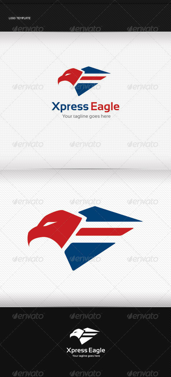 GraphicRiver Xpress Eagle 8727489