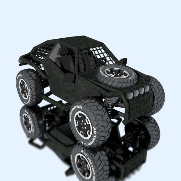 3DOcean Baggy 8728055