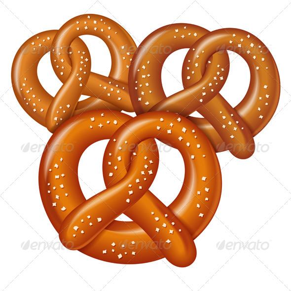 GraphicRiver Pretzels 8728123