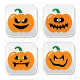 Halloween Pumpkin Buttons   - GraphicRiver Item for Sale