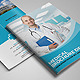 Medical Health Doctor Hospital Bifold Brochure - GraphicRiver Item for Sale