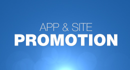 App & Site promotion