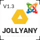 Jollyany - Responsive Multipurpose Joomla Template - ThemeForest Item for Sale