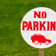 No parking sign - PhotoDune Item for Sale
