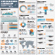 Big Back of Data Visualization Vector Infographics - GraphicRiver Item for Sale