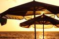 Sunset at the beach. Crete. Greece - PhotoDune Item for Sale